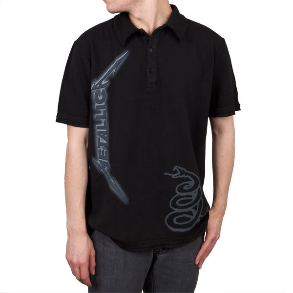 Metallica - Don't Tread Polo Shirt