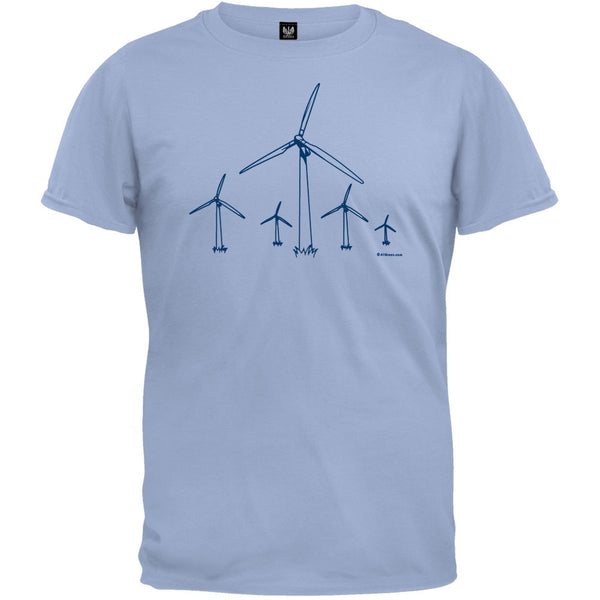 Wind Power Organic T-Shirt