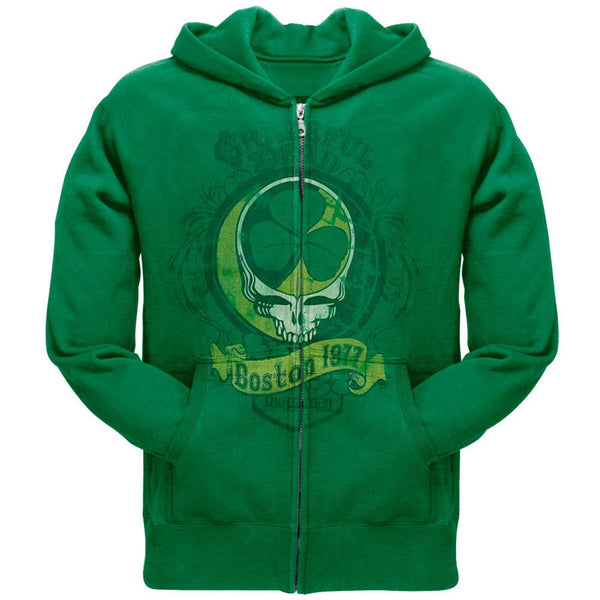 Grateful Dead - Boston 1977 Zip Hoodie