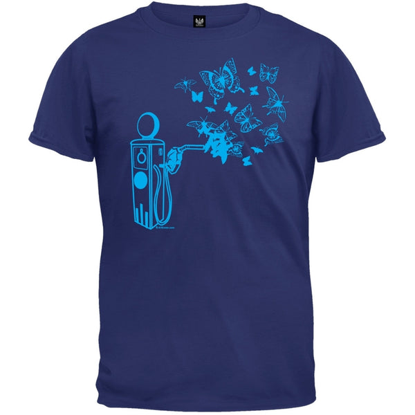 Fueled By Butterflies Organic T-Shirt