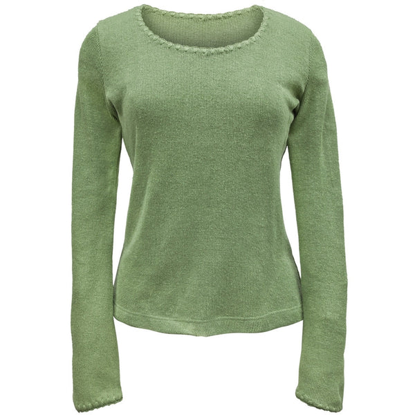 Hemp Sage Juniors Long Sleeve T-Shirt
