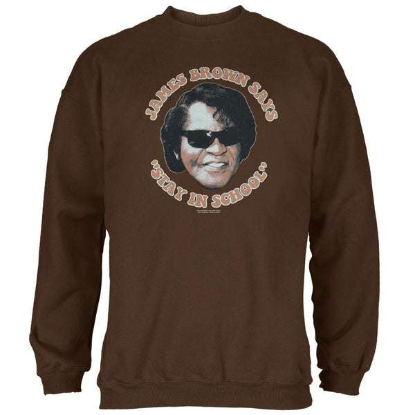 James Brown - Stay In School Sweatshirt