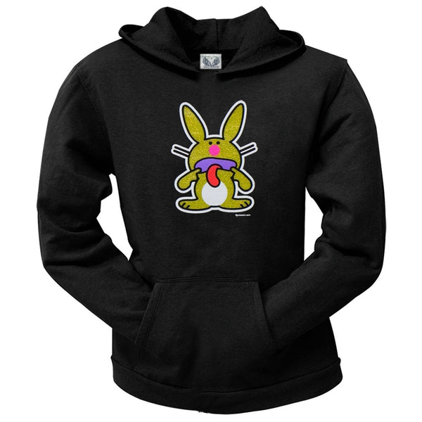 Happy Bunny - Drive You Nuts Juniors Hoodie