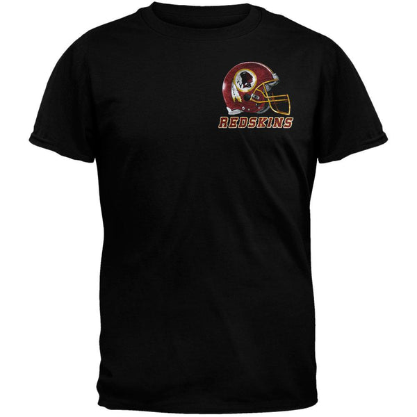 Washington Redskins - Sky Helmet T-Shirt