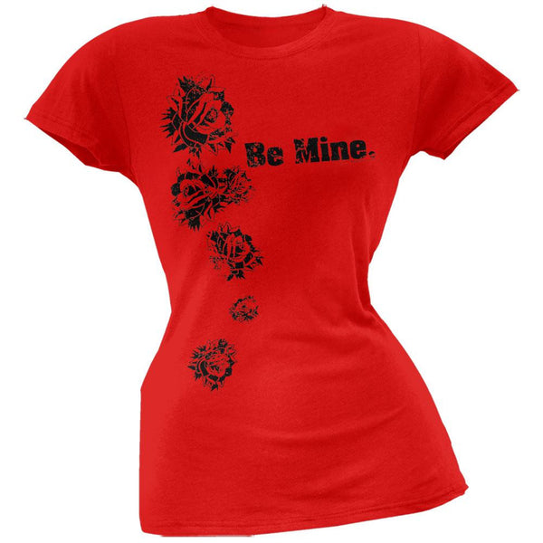Be Mine Juniors T-Shirt