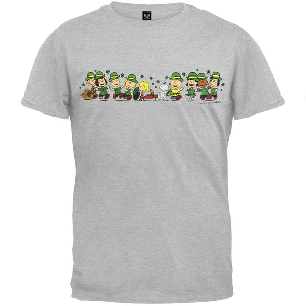 Peanuts - St Pats Line Up T-Shirt