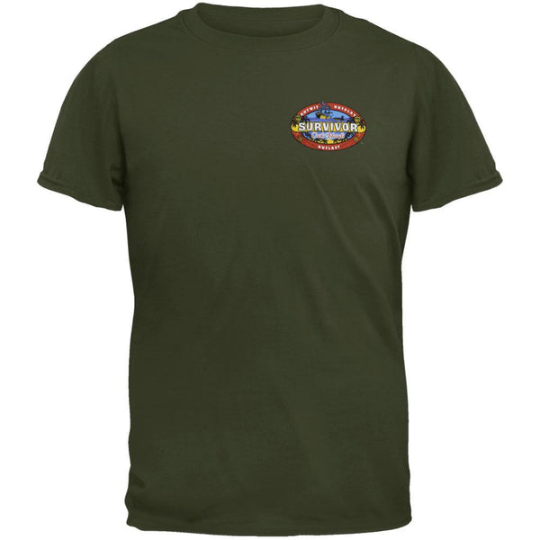 Survivor - Map Youth T-Shirt