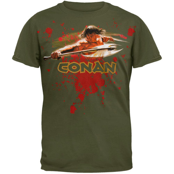 Conan - Axe Soft T-Shirt