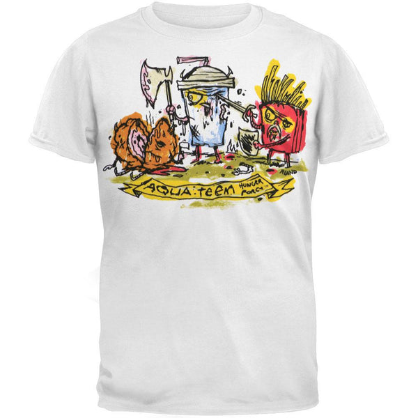 ATHF - DVD Art Youth T-Shirt