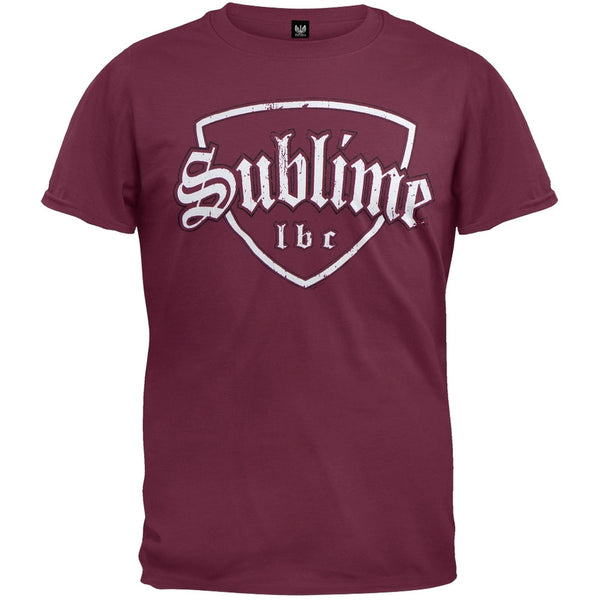 Sublime - Distressed Crest T-Shirt