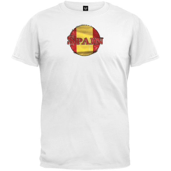 Spanish Flag Logo T-Shirt