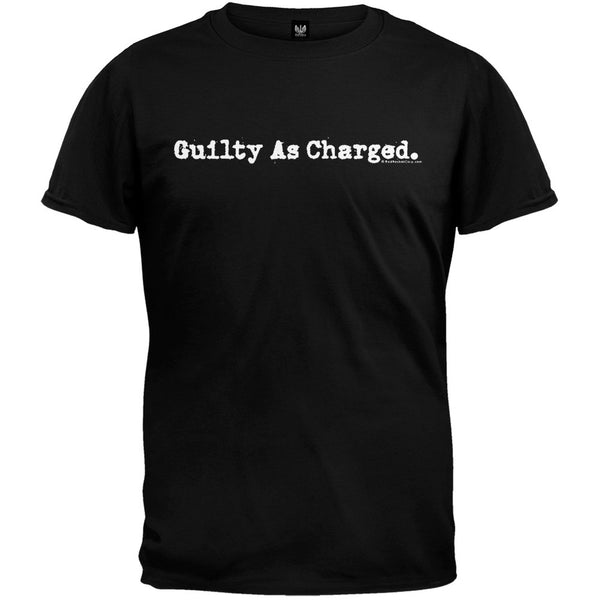 Guilty As Charged T-Shirt