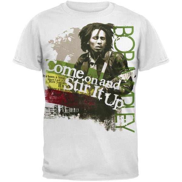 Bob Marley - Stir It Up T-Shirt