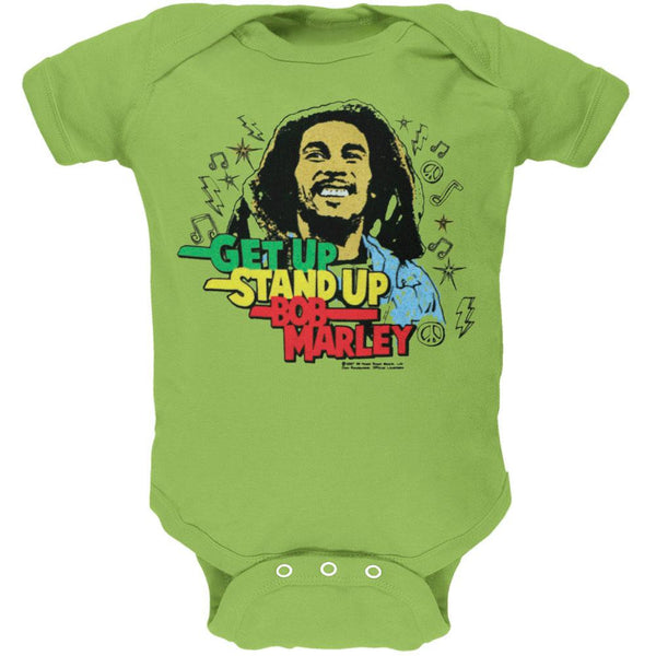 Bob Marley - Get Up Baby One Piece