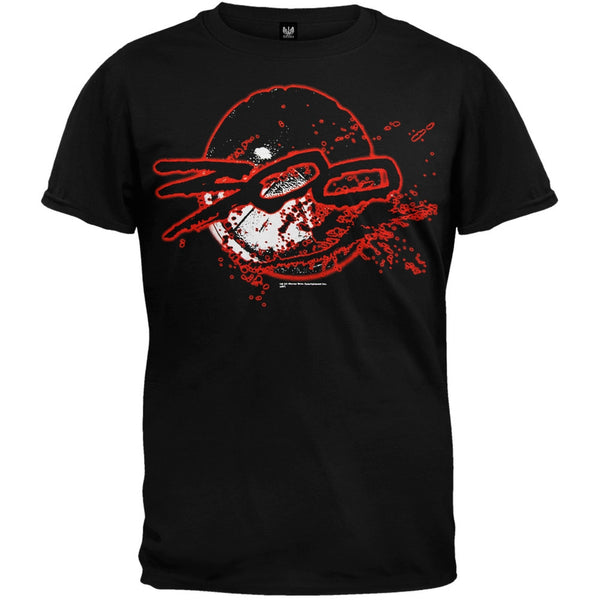 300 - Spartans Dine In Hell Splatter T-Shirt