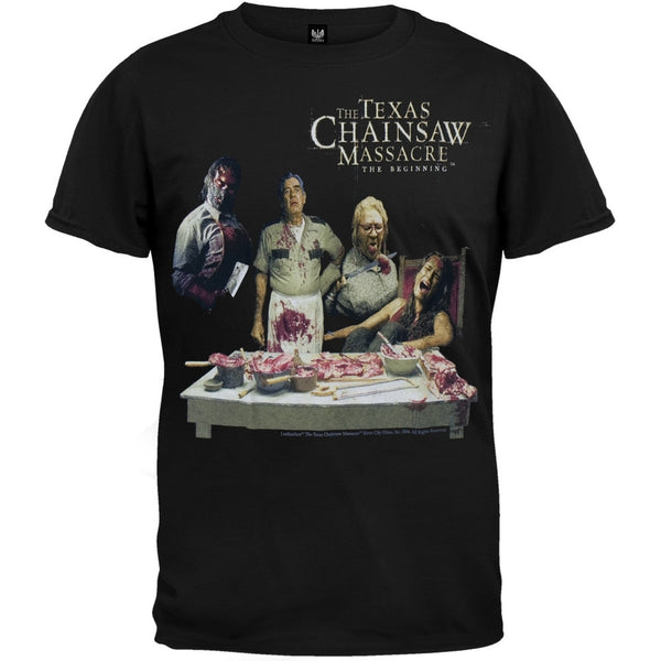 Texas Chainsaw Massacre - Dinner Table T-Shirt