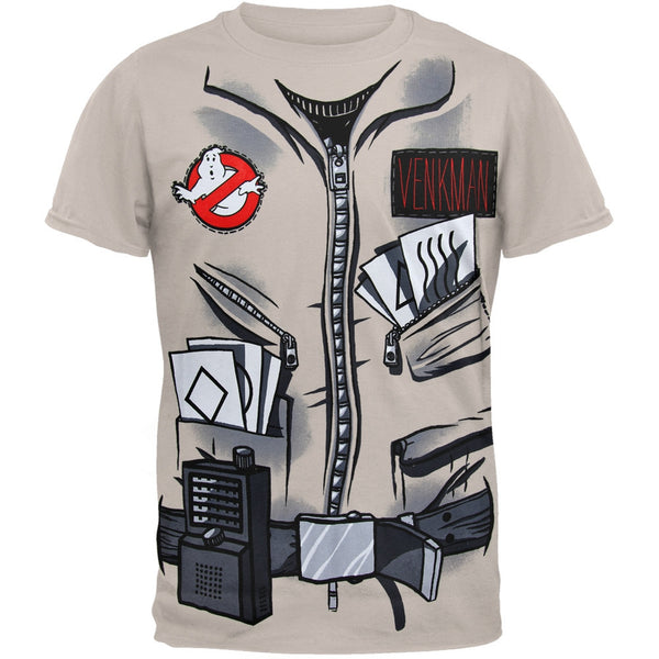 Ghostbusters - Peter Venkman Costume T-Shirt