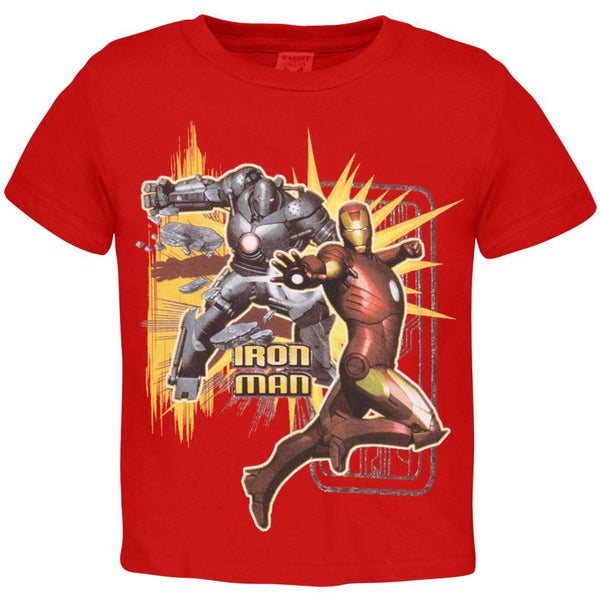 Iron Man - Halt Juvy T-Shirt