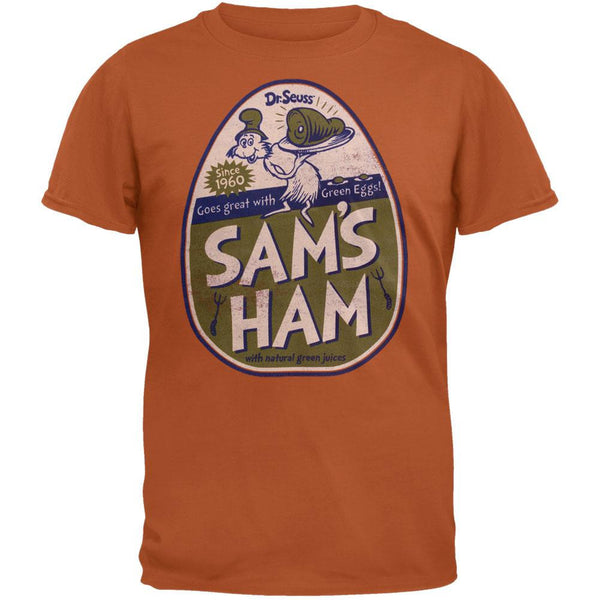 Dr. Seuss - Sam's Ham T-Shirt