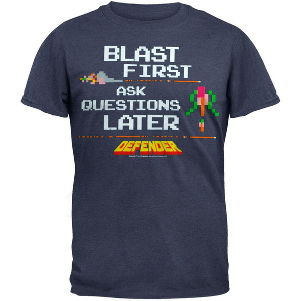 Defender - Blast First T-Shirt
