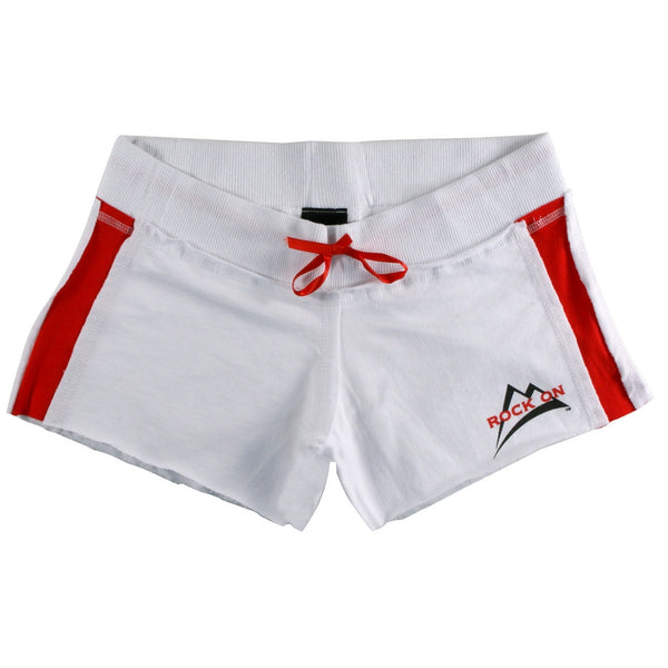 b78fd691db641 Coors Light - Logo Raw Edge Juniors Drawstring Shorts