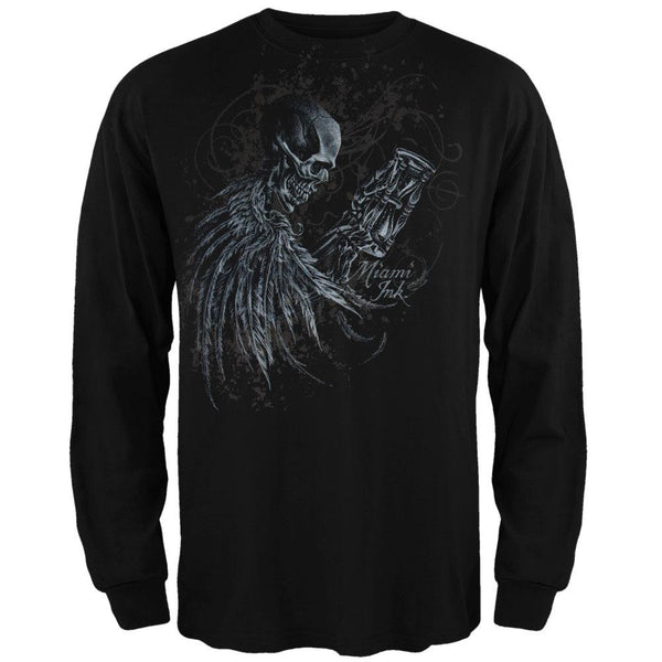 Miami Ink - Que Tiempo Long Sleeve T-Shirt