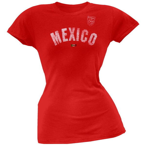 Mexico Juniors Soccer T-Shirt