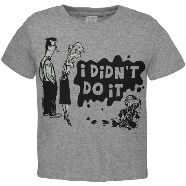 Dennis The Menace - I Didn't Do It Toddler T-Shirt