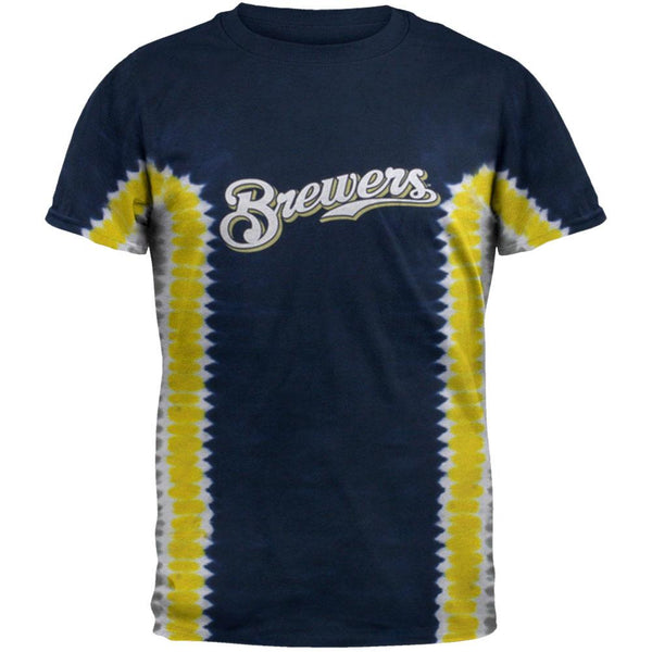 Milwaukee Brewers - Prince Fielder #28 Tie Dye T-Shirt