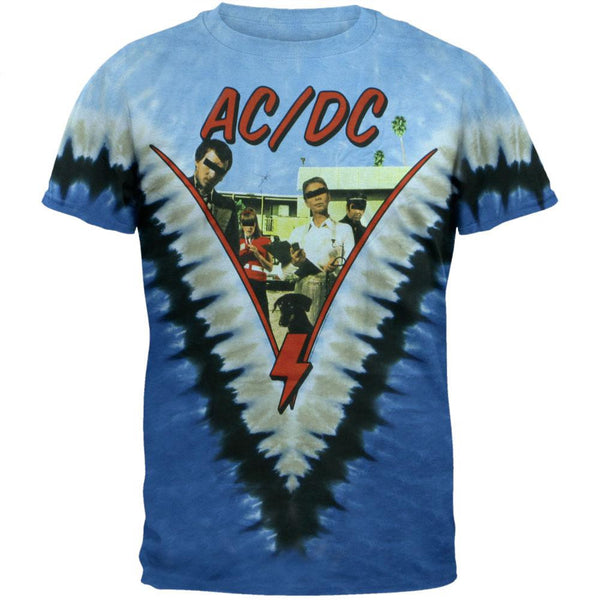 AC/DC - Dirty Deeds Tie Dye T-Shirt