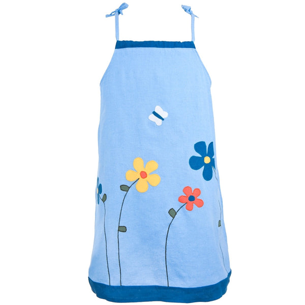 Little Hippie - Growing Garden Sky Juvy Dress