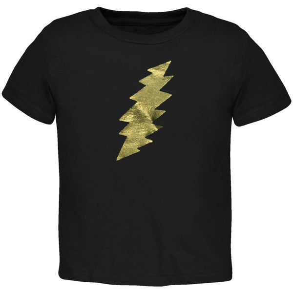 Grateful Dead - Black Bolt Toddler T-Shirt