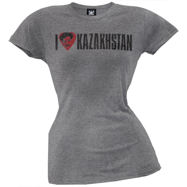 Borat - I Heart Kazakhstan Juniors T-Shirt