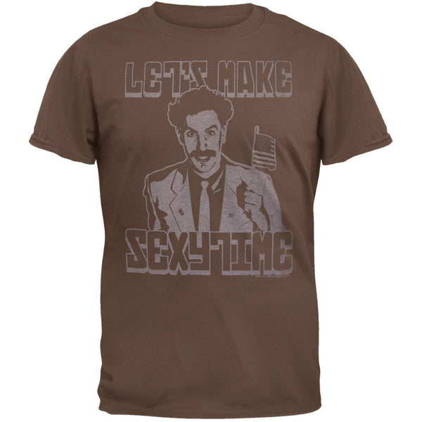 Borat - Lets Make Sexy Time T-Shirt