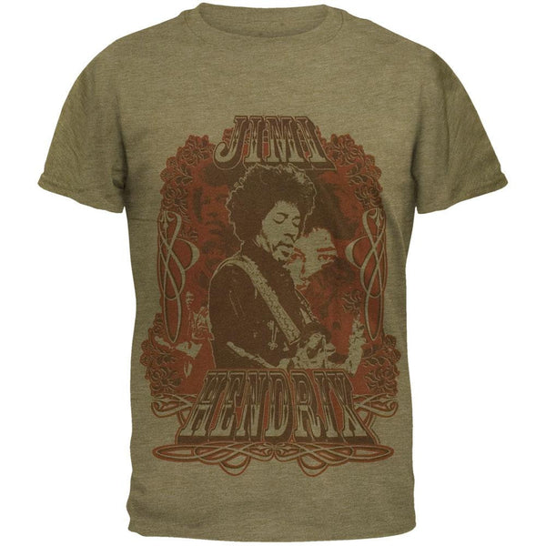 Jimi Hendrix - Collage Soft T-Shirt