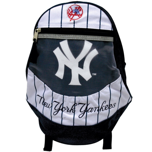 New York Yankees - Large Logo Navy Mini Backpack