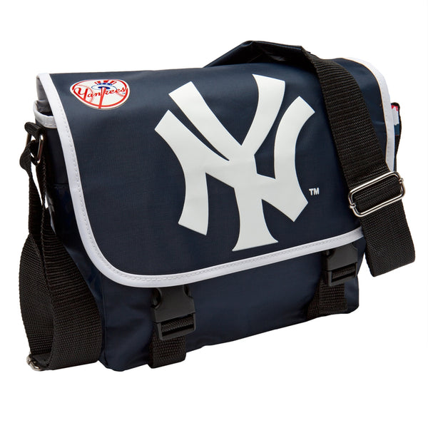 New York Yankees - Logo Navy Mini Messenger Bag