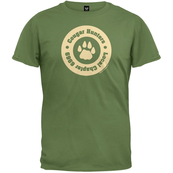 Cougar Hunters T-Shirt