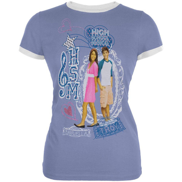 High School Musical - Love Song Girls Youth T-Shirt