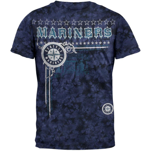 Seattle Mariners - All Star Tie Dye T-Shirt