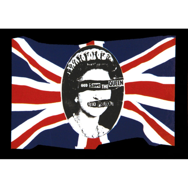 Sex Pistols - God Save The Queen Tapestry