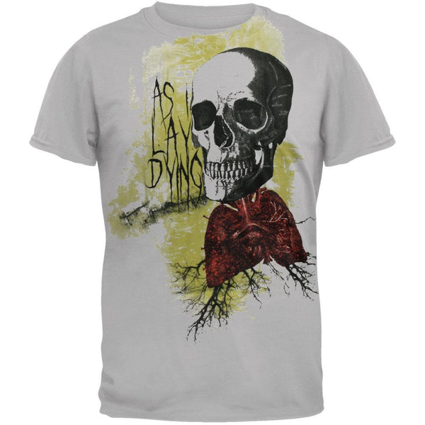 As I Lay Dying - Lungs Soft T-Shirt