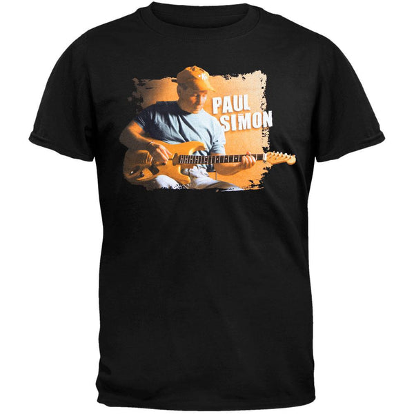 Paul Simon - Guitar T-Shirt
