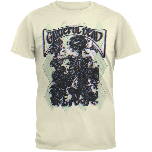 Grateful Dead - Argyle Soft T-Shirt