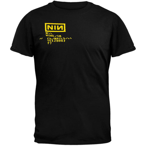 Nine Inch Nails - Tour Logo T-Shirt