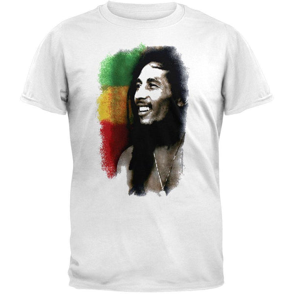 Bob Marley - Side Profile T-Shirt