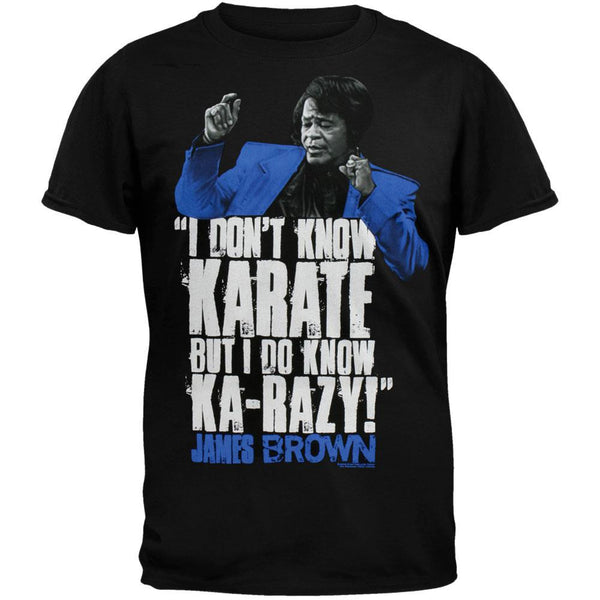 James Brown - Ka-Razy T-Shirt