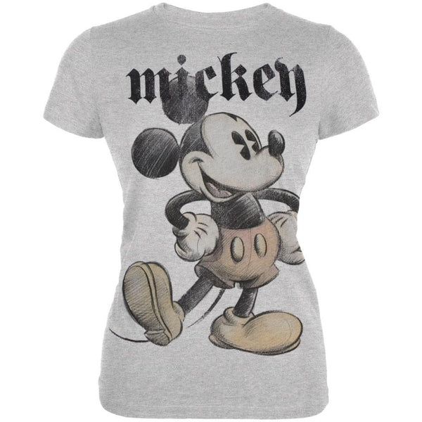 Mickey Mouse - Photo Juniors T-Shirt