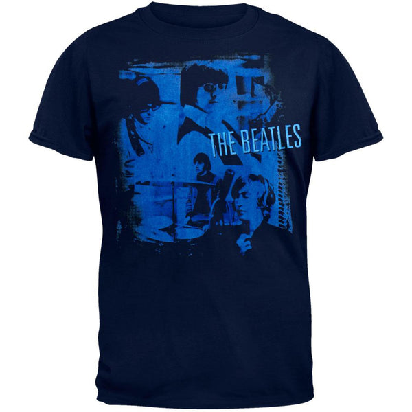 Beatles - Faded Studio T-Shirt