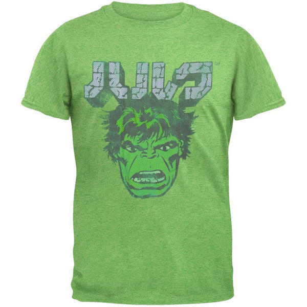 Incredible Hulk - Haruku Soft T-Shirt